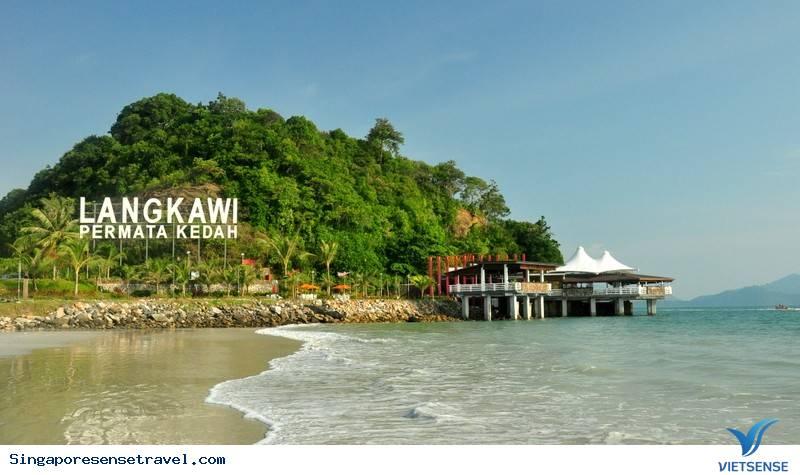 Tổng quan về đảo Langkawi ở Malaysia,tong quan ve dao langkawi o malaysia
