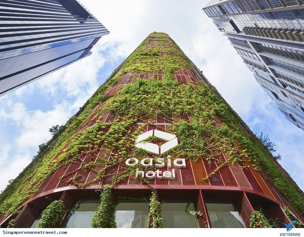 Top những khách sạn giá rẻ phù hợp cho gia đình du lịch Singapore