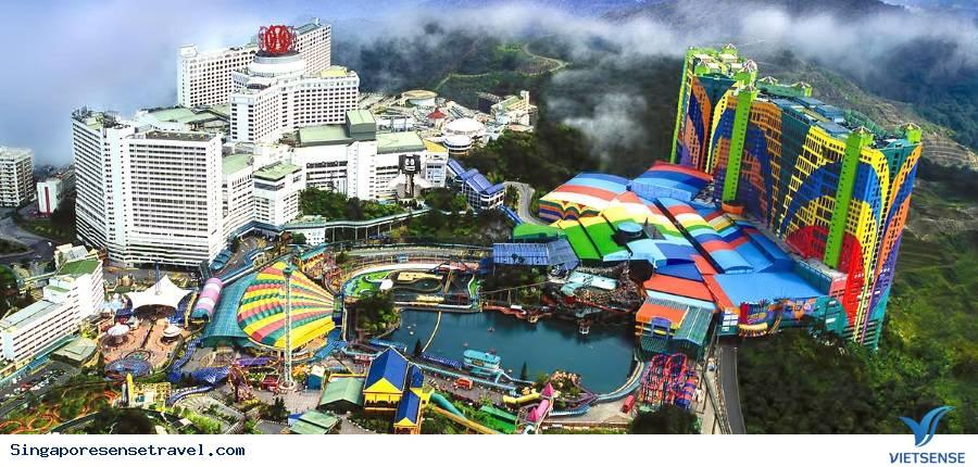 Du lịch Singapore - Malaysia dịp lễ 30/4 giá khuyến mãi