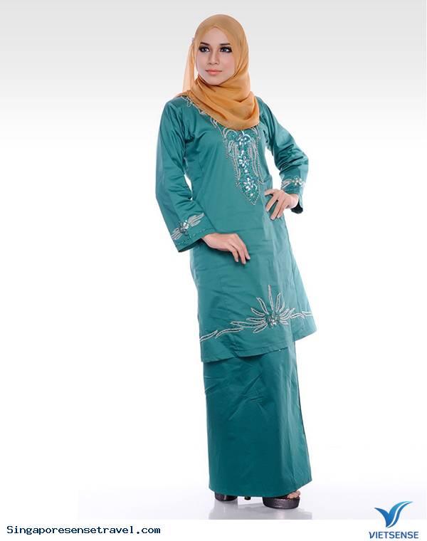 Trang phục truyền thống người Malaysia,trang phuc truyen thong nguoi malaysia