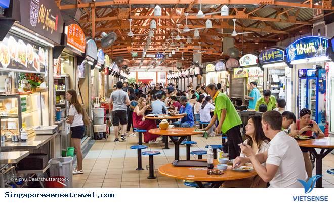 Tranh cãi giữa Singapore – Malaysia về đề cử hàng rong vẫn chưa tới hồi kết thúc