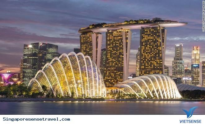 ,Vì Sao Singapore Trở Thành Lựa Chọn Của Khách Du Lịch